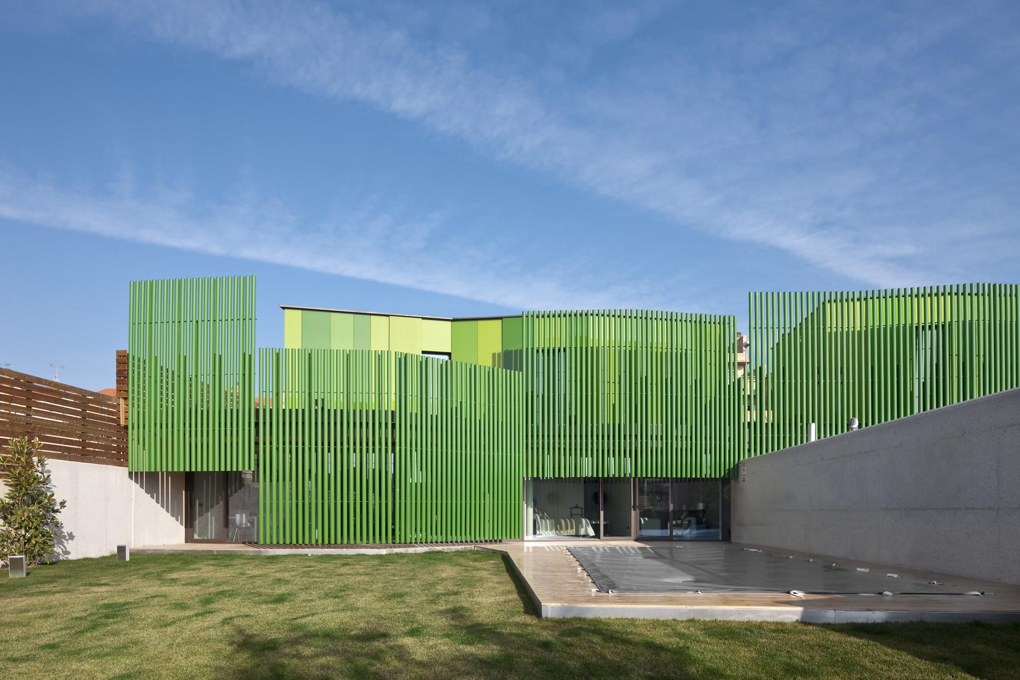 2C Houses / Vaíllo - Irigaray + Eguinoa, © José Manuel Cutillas