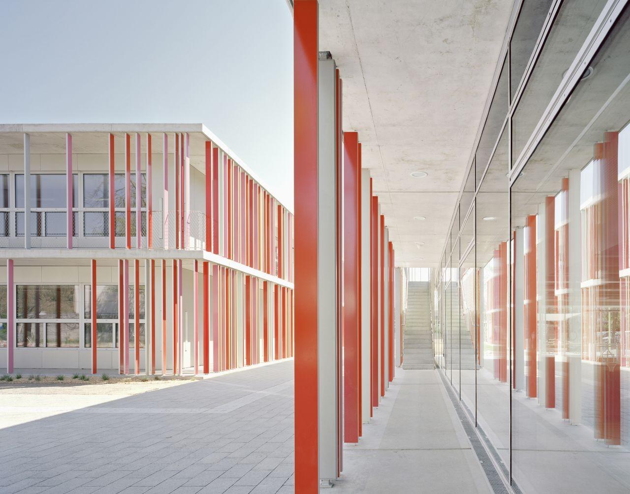 Architekten Karlsruhe gallery of primary in karlsruhe wulf architekten 2