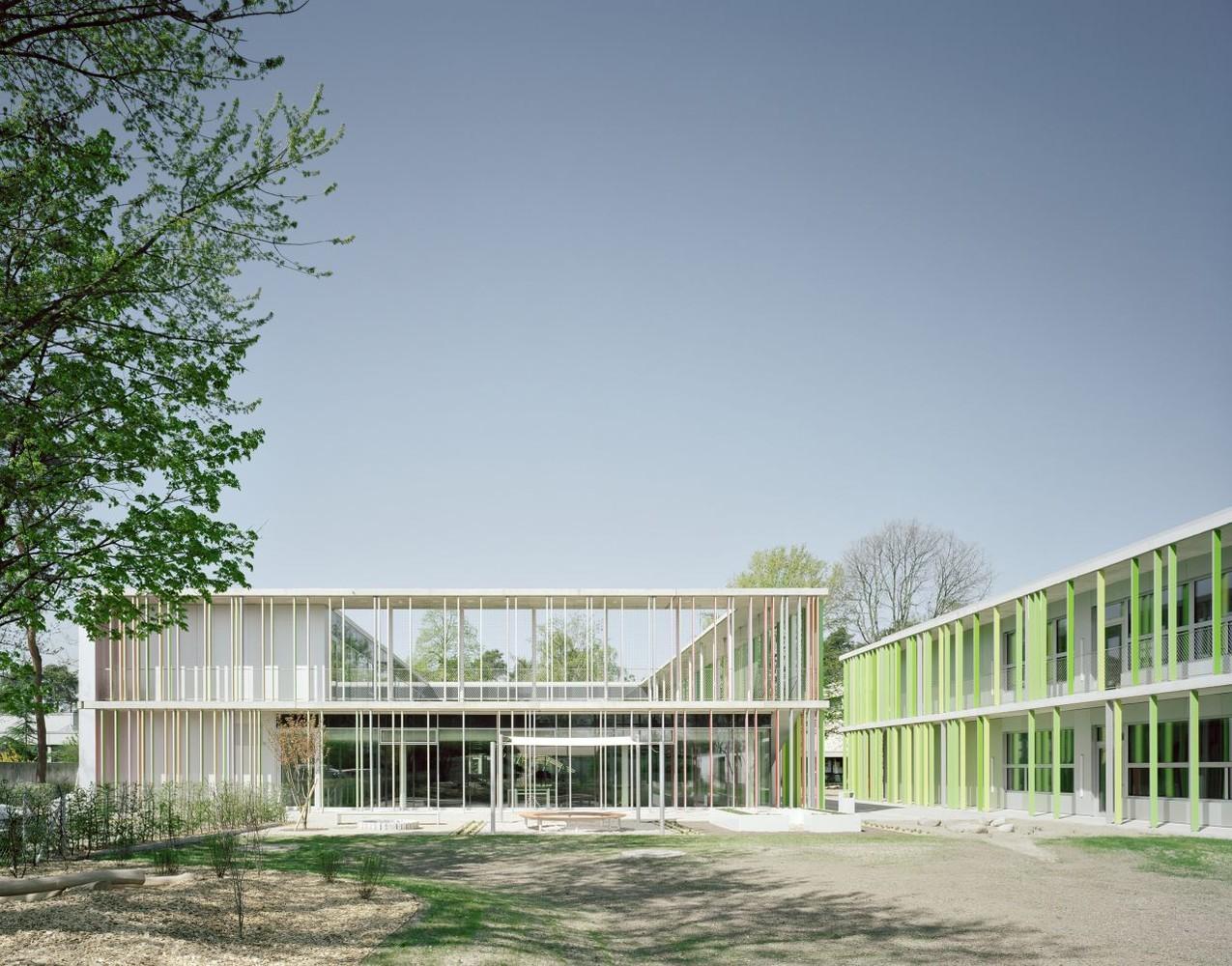 Architekten Karlsruhe gallery of primary in karlsruhe wulf architekten 3