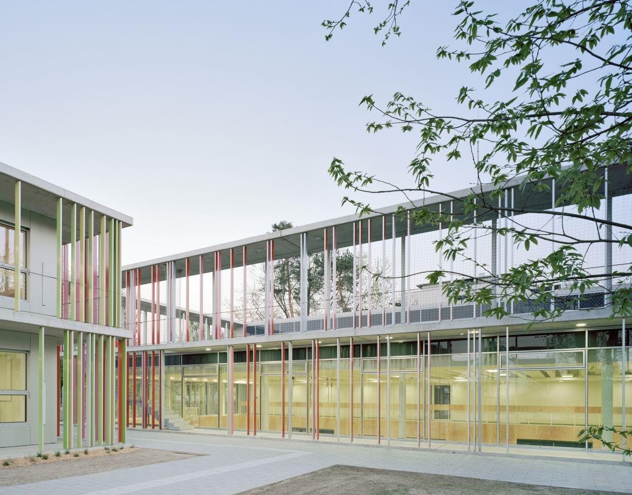 Architekten Karlsruhe gallery of primary in karlsruhe wulf architekten 4