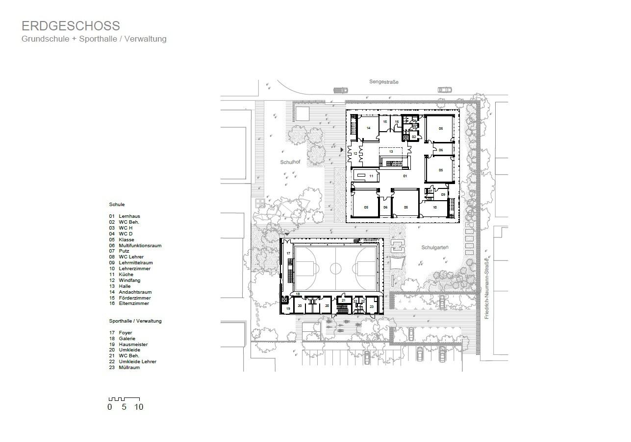 Architekten Karlsruhe gallery of primary in karlsruhe wulf architekten 8