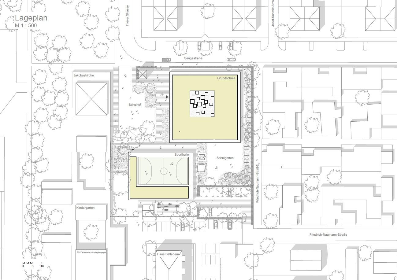 Architekten Karlsruhe gallery of primary in karlsruhe wulf architekten 9