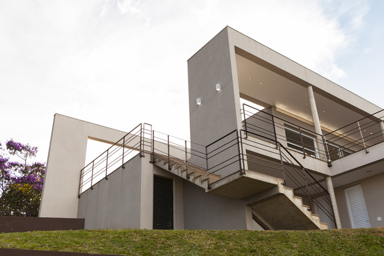 Casa VR / Marcos Franchini + Saul Vilela, © Tiago Nunes