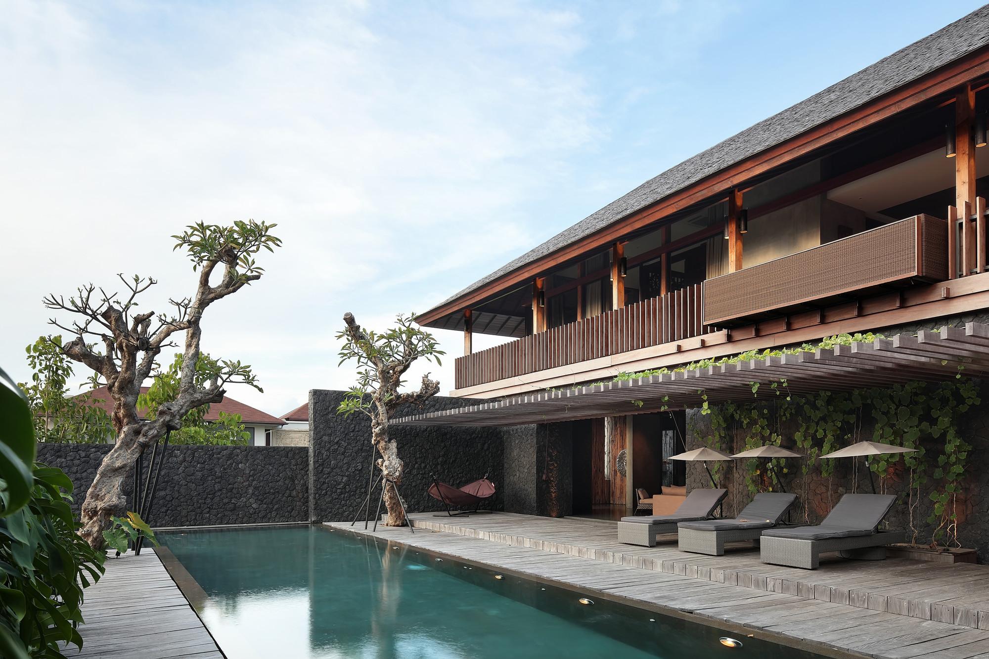 Villa Pecatu / Wahana Architects