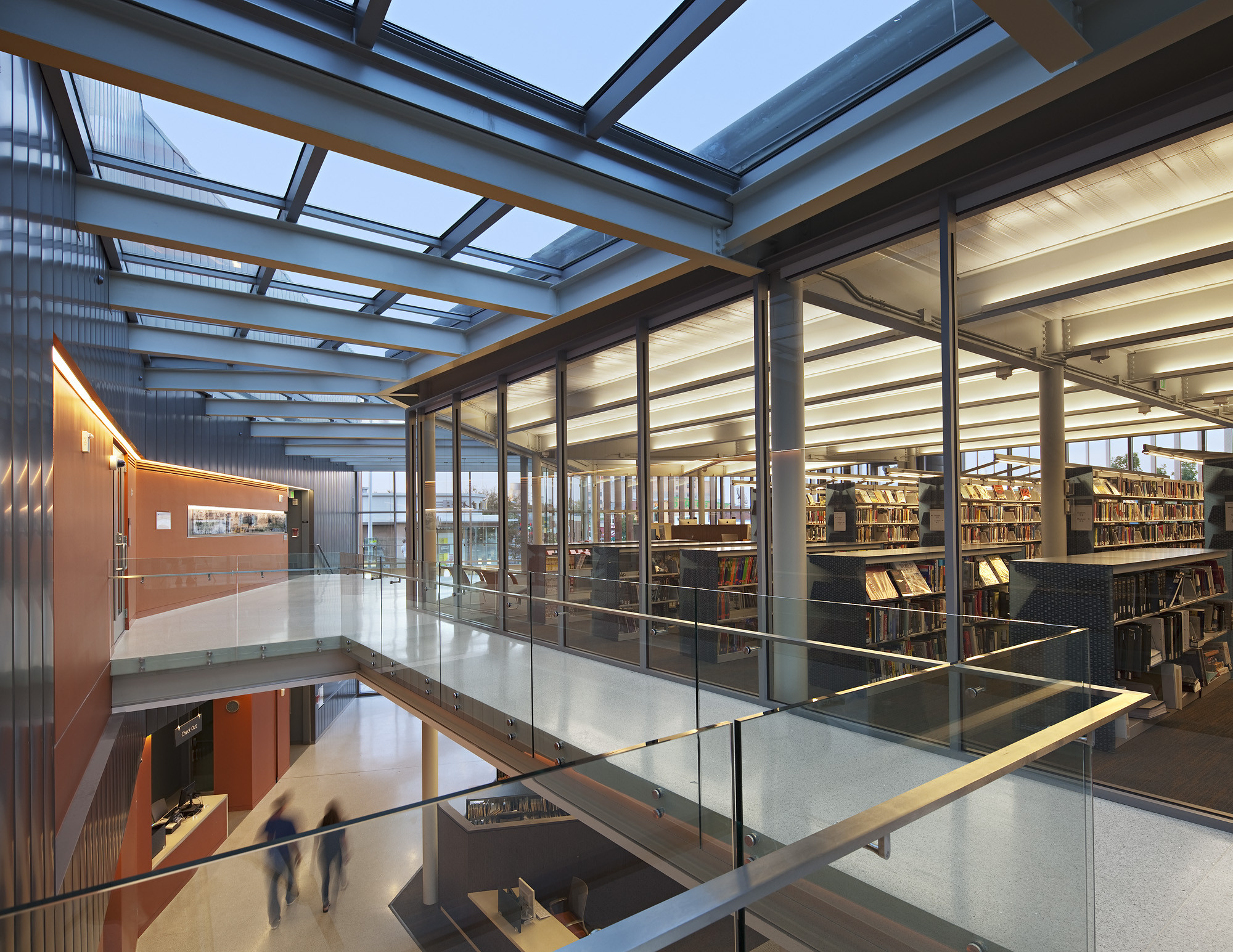 Gallery of District of Columbia Public Library / The ...