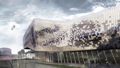 Check-Point Building / Kimmel Eshkolot Architects