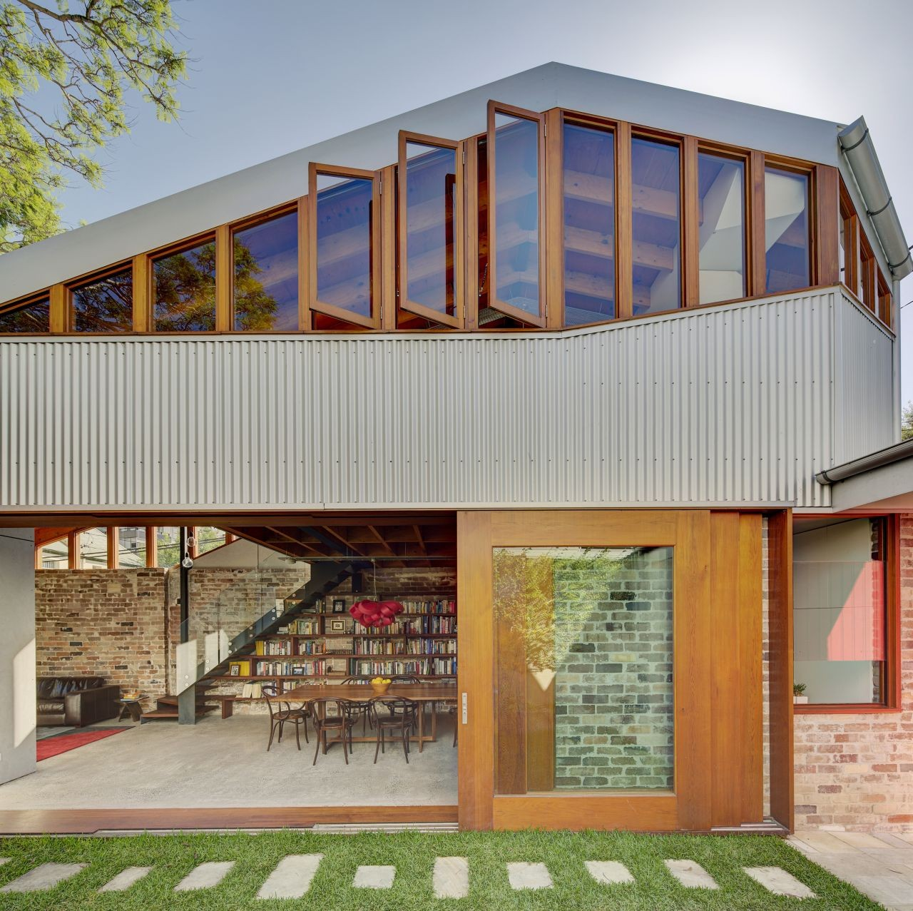 Casa Cowshed / Carter Williamson Architects