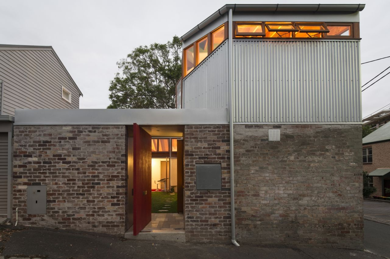 Galer a de casa cowshed carter williamson architects 5 - Maison camperdown carter williamson architects ...
