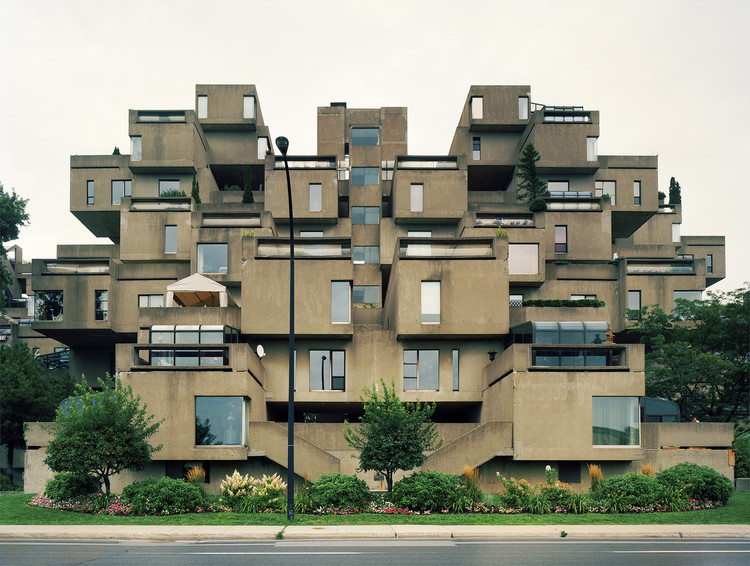 Ad classics habitat 67 safdie architects archdaily for Habitat 67 architecture