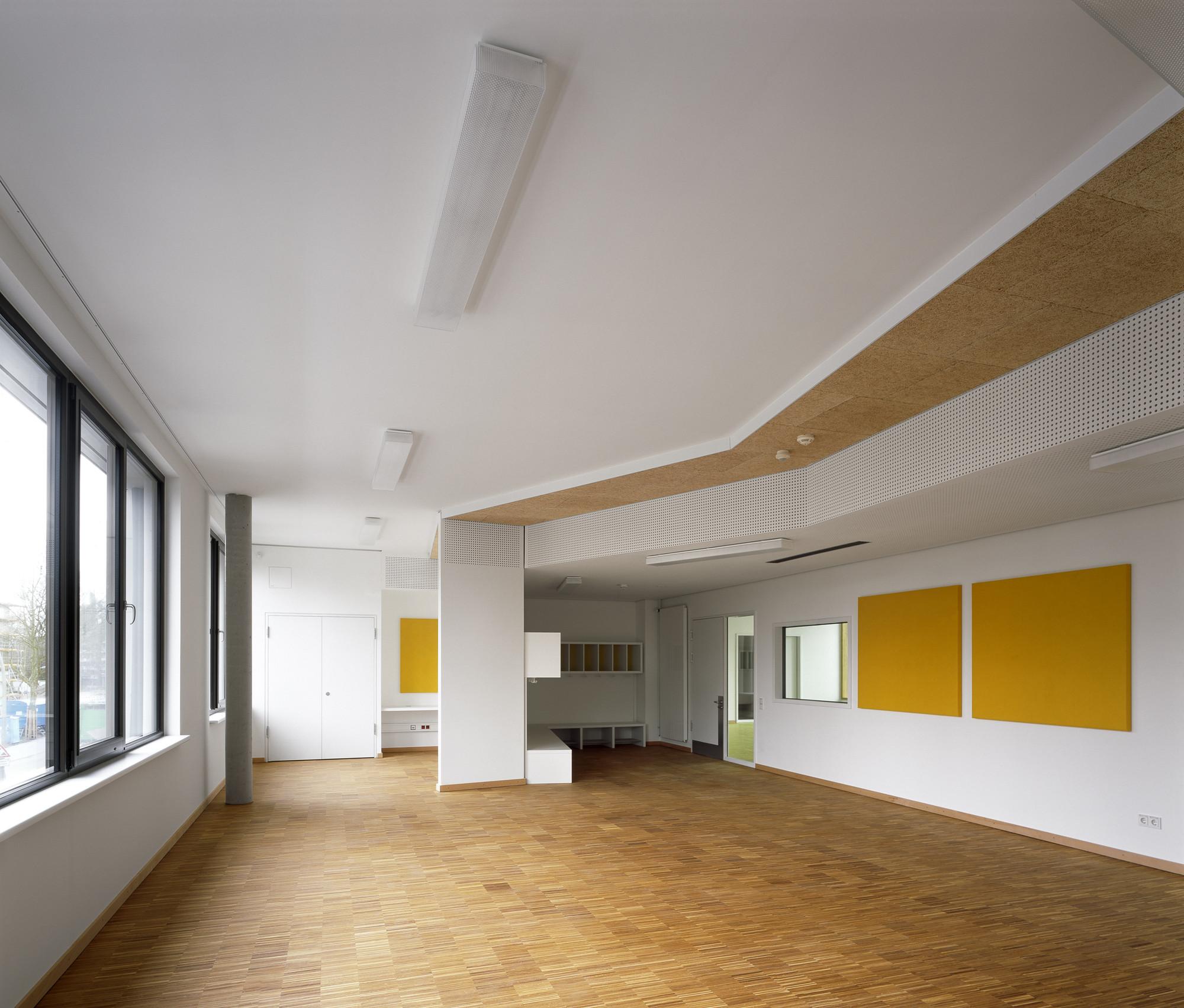 gallery of bildungszentrum tor zur welt bof architekten 2. Black Bedroom Furniture Sets. Home Design Ideas