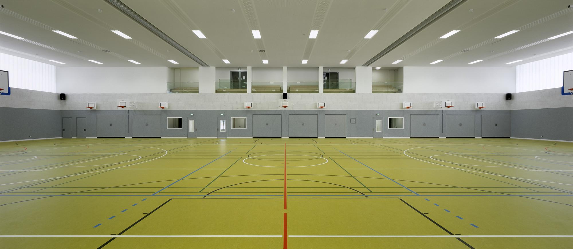 gallery of bildungszentrum tor zur welt bof architekten 13. Black Bedroom Furniture Sets. Home Design Ideas