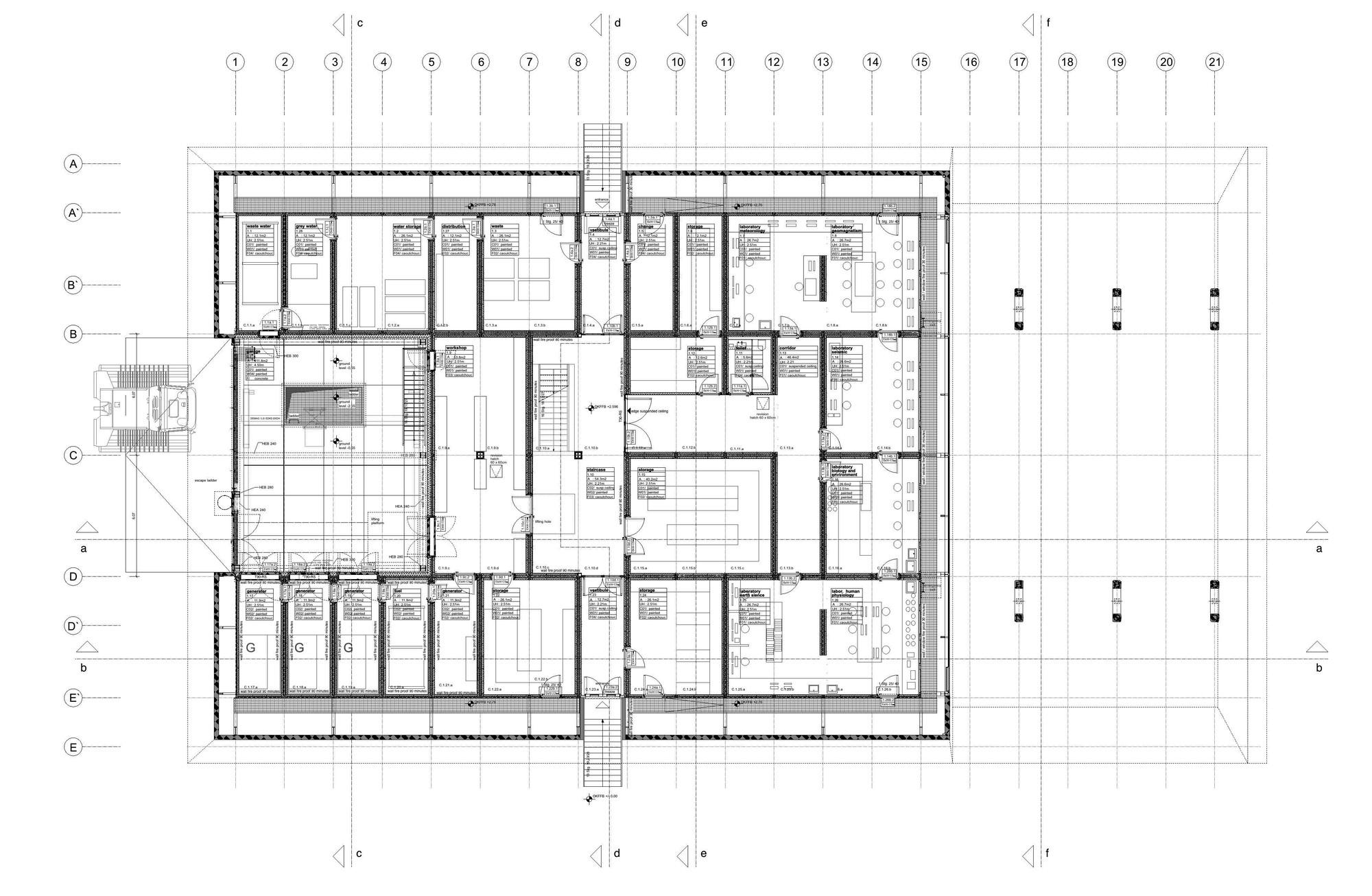 Gallery of Indian Research Base / Bof Architekten - 16
