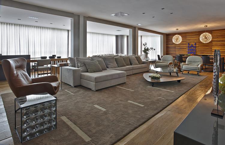 Apartamento LA / David Guerra, © Jomar Bragança