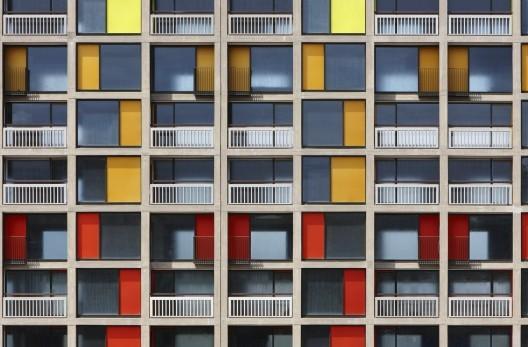 Park Hill, Sheffield by Hawkins/Brown and Studio Egret West © Daniel Hopkinson