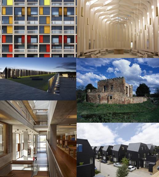 RIBA anuncia la selección de proyectos para el Sterling Prize