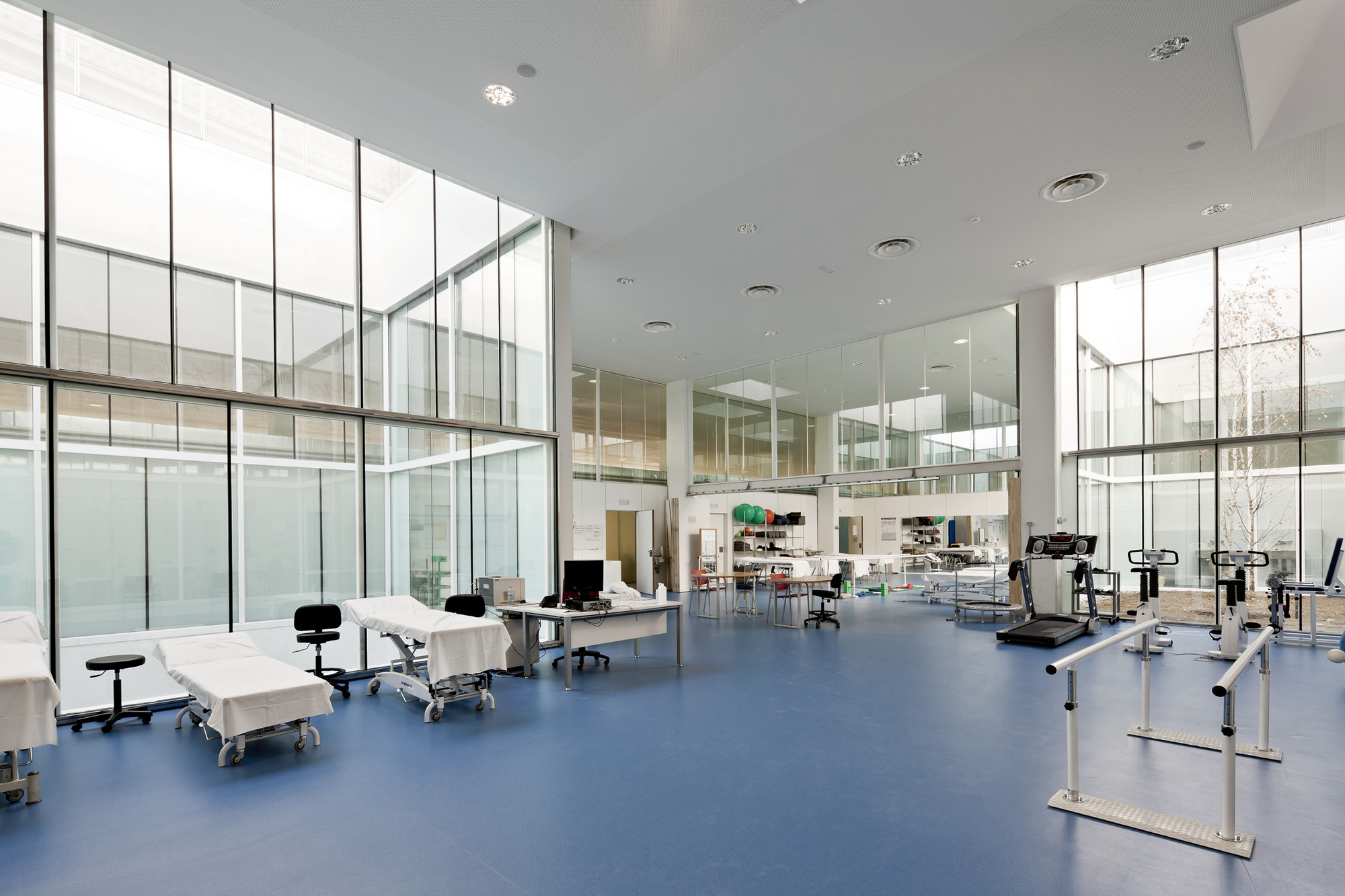 Gallery Of Sant Joan De Reus University Hospital Pich