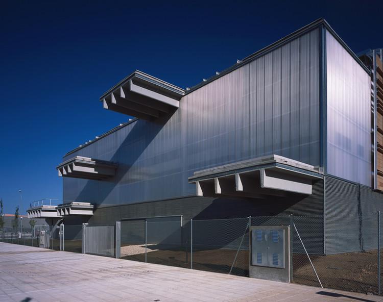 Edifício para Telefónica  / Pich-Aguilera Architects, © Eduardo Sanchez Lopez