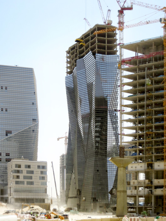 Torre Muqarnas / SOM, Courtesy of SOM
