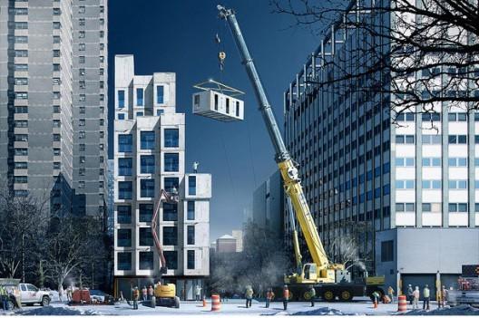 Micro Housing Makes a Comeback
