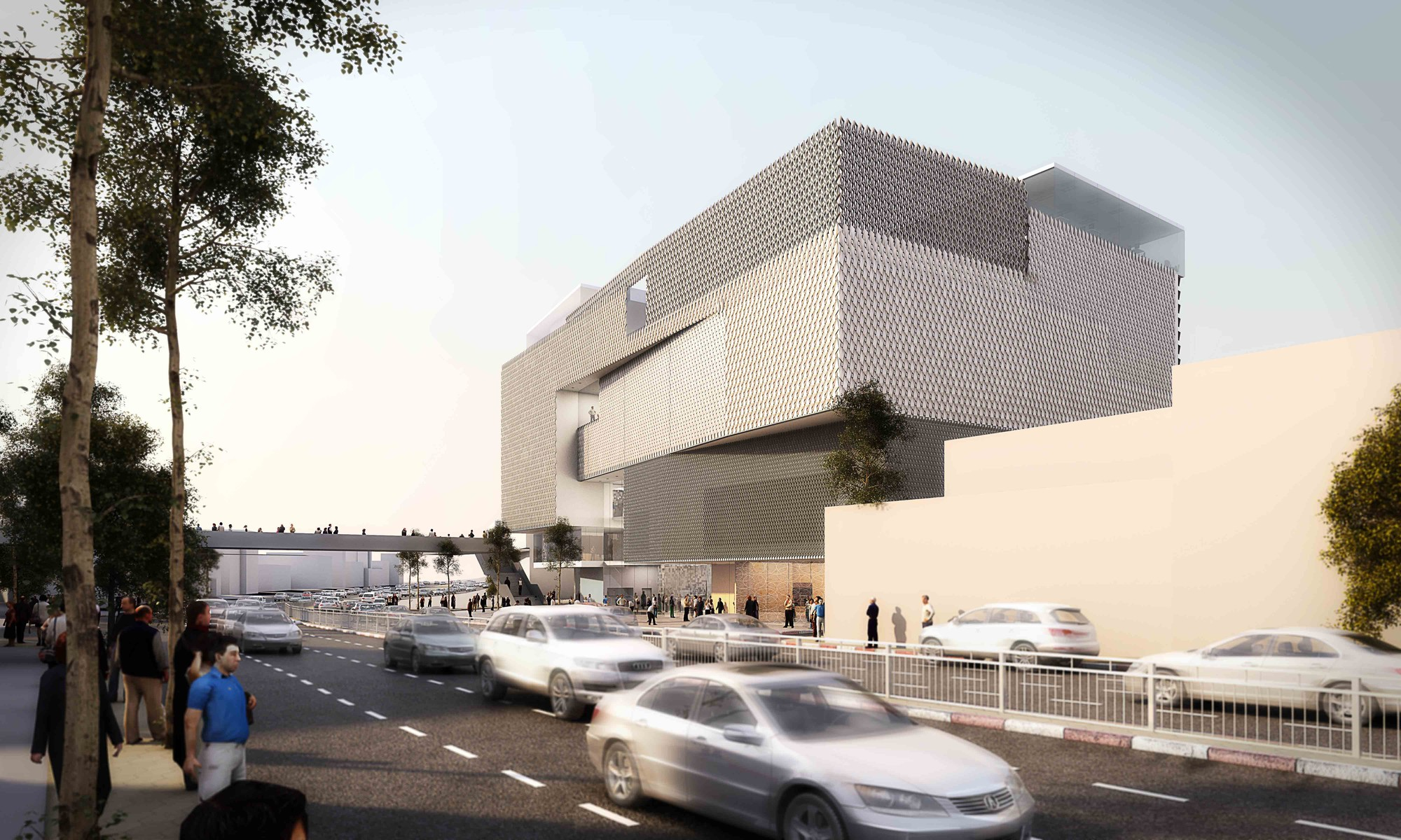 Gallery Of Ko 231 Contemporary Art Museum Winning Proposal