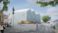 Museum of Bavarian History Competition Entry / Irlenbusch von Hantelmann Architekten