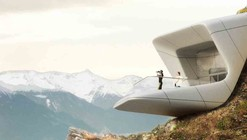 Messner Mountain Museum at Plan de Corones Proposal / Zaha Hadid Architects