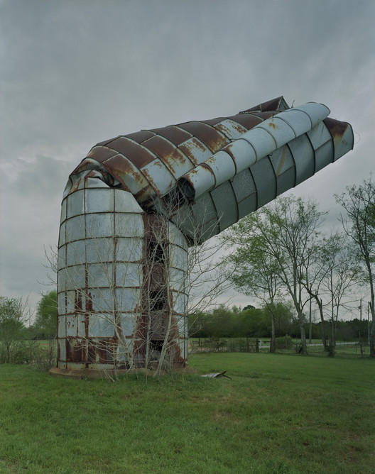 A Moving Question: The Beauty of a Broken Silo, © Tim Hursley