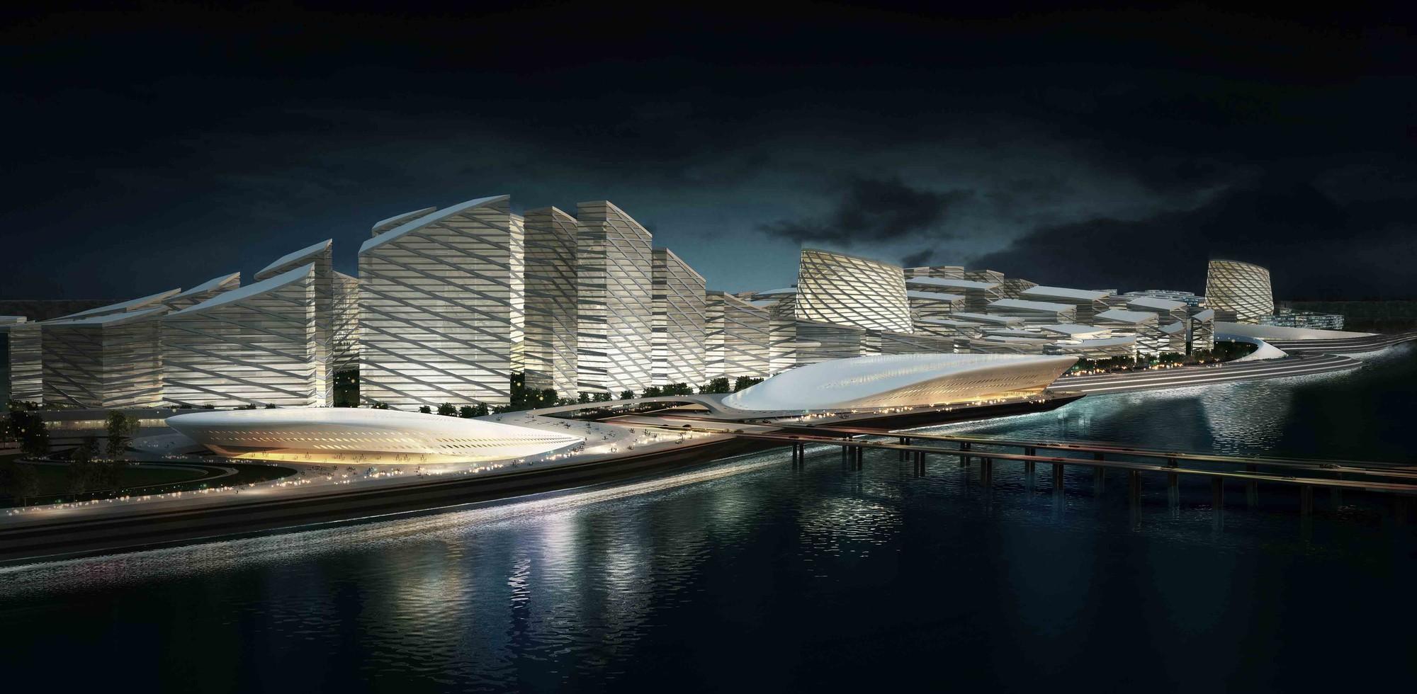 Kanpur Riverfront Development Proposal / Studio Symbiosis, Courtesy of Studio Symbiosis