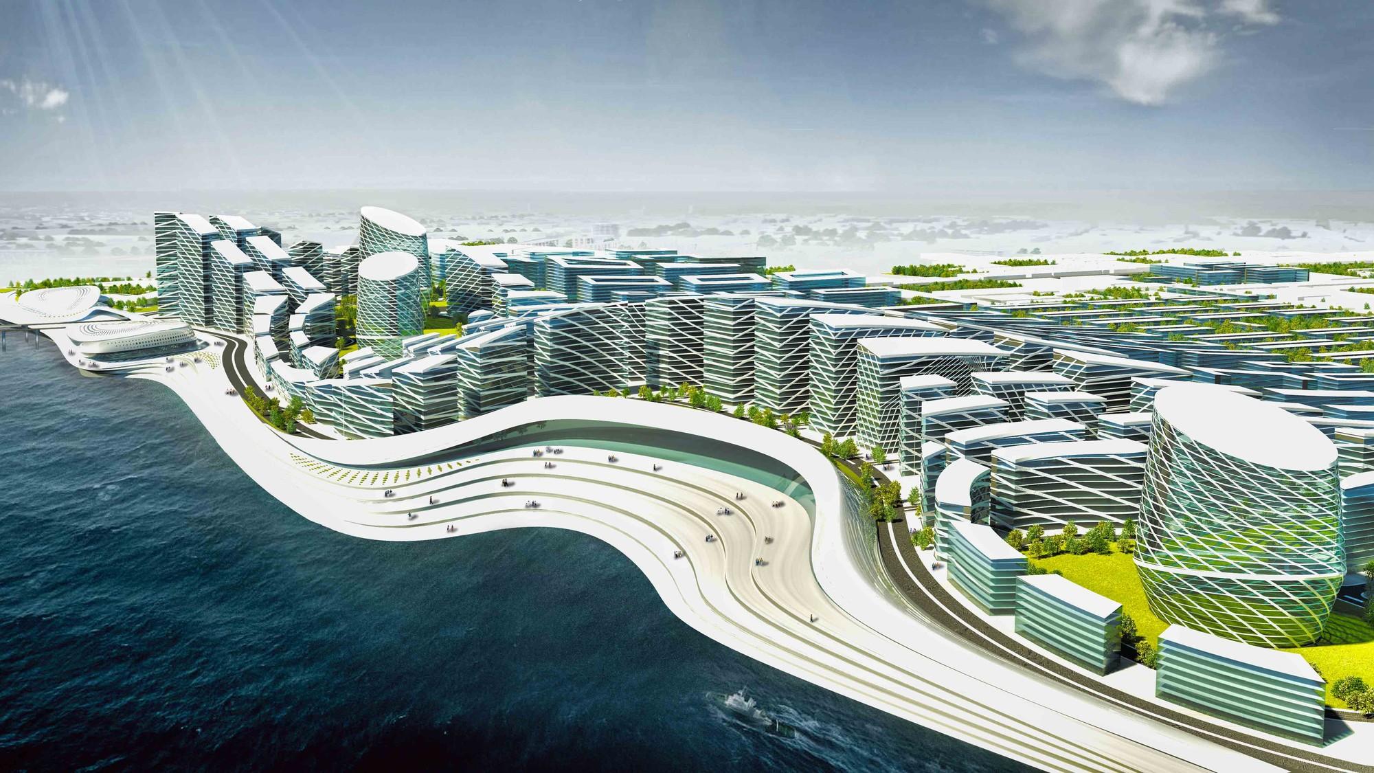Kanpur Riverfront Development Proposal Studio Symbiosis