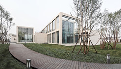 River Heights Pavilion / People's Architecture Office