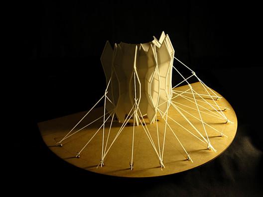 Studio Model, image via http://fac.arch.hku.hk/arch/gallery/2011-12/march-studios/Holger-Kehne_Eva-Castro/