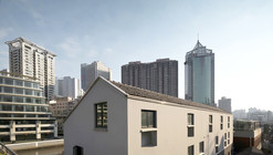 Suzhou Creek Boutique Hotel / DAtrans Architecture Office