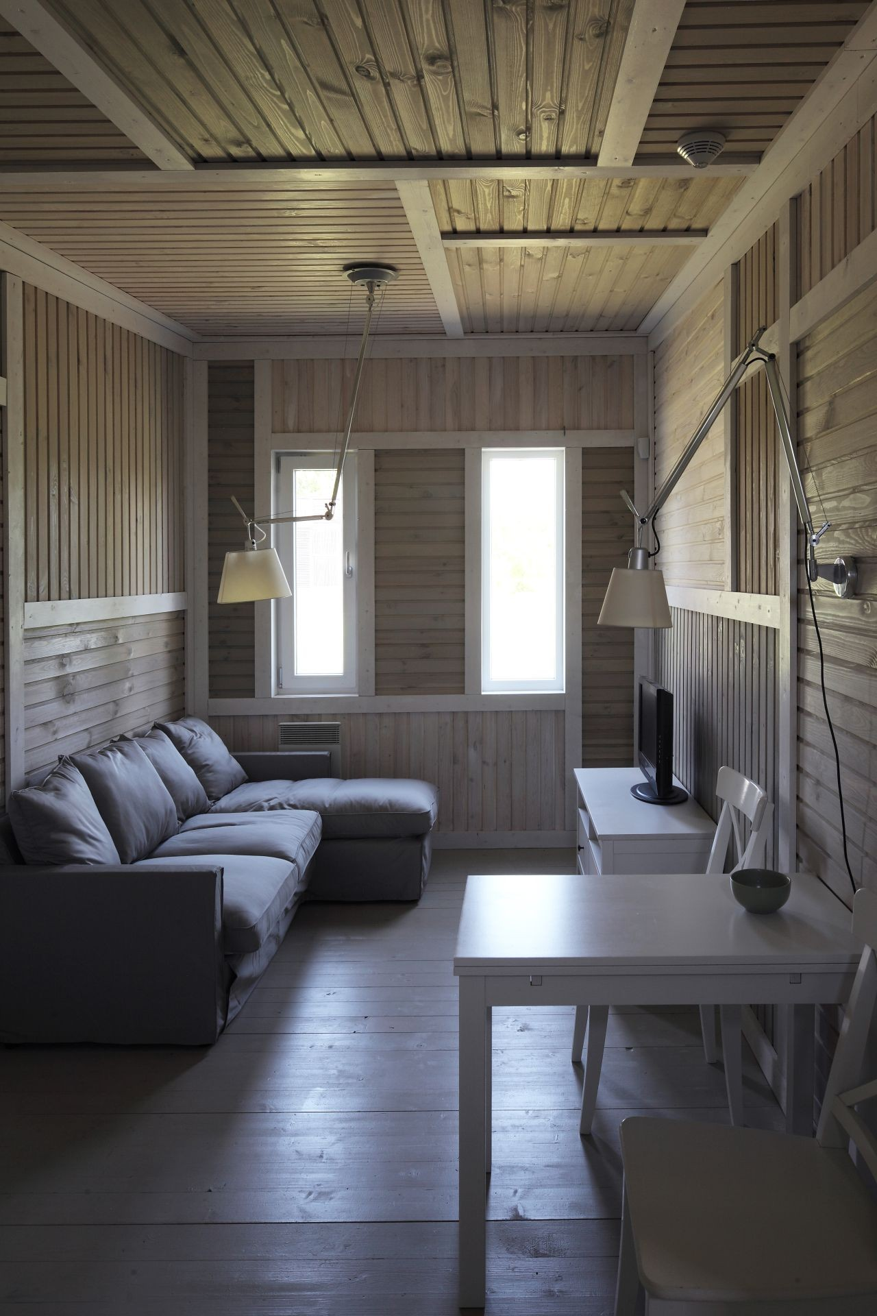 Deco Pattern House / Peter Kostelov