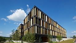 Lalux Assurances Headquarters / Jim Clemes Atelier d´Architecture et de Design