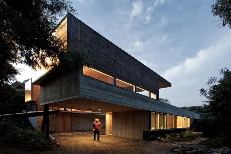 Fotografia e Arquitetura: Nico Saieh, Casa Los Molles_dRN-Oltmann Ahlers