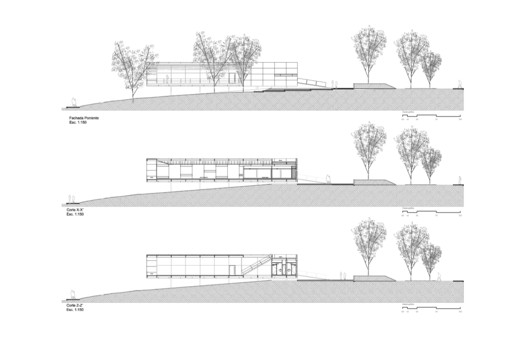 Elevations and Sections 2