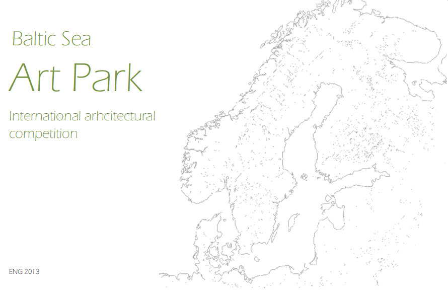 Baltic Sea Art Park International Competition, Courtesy of EAL