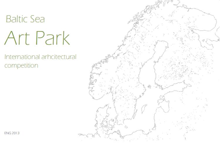 """Concurso Internacional """"Baltic Sea Art Park"""", Cortesia de EAL"""
