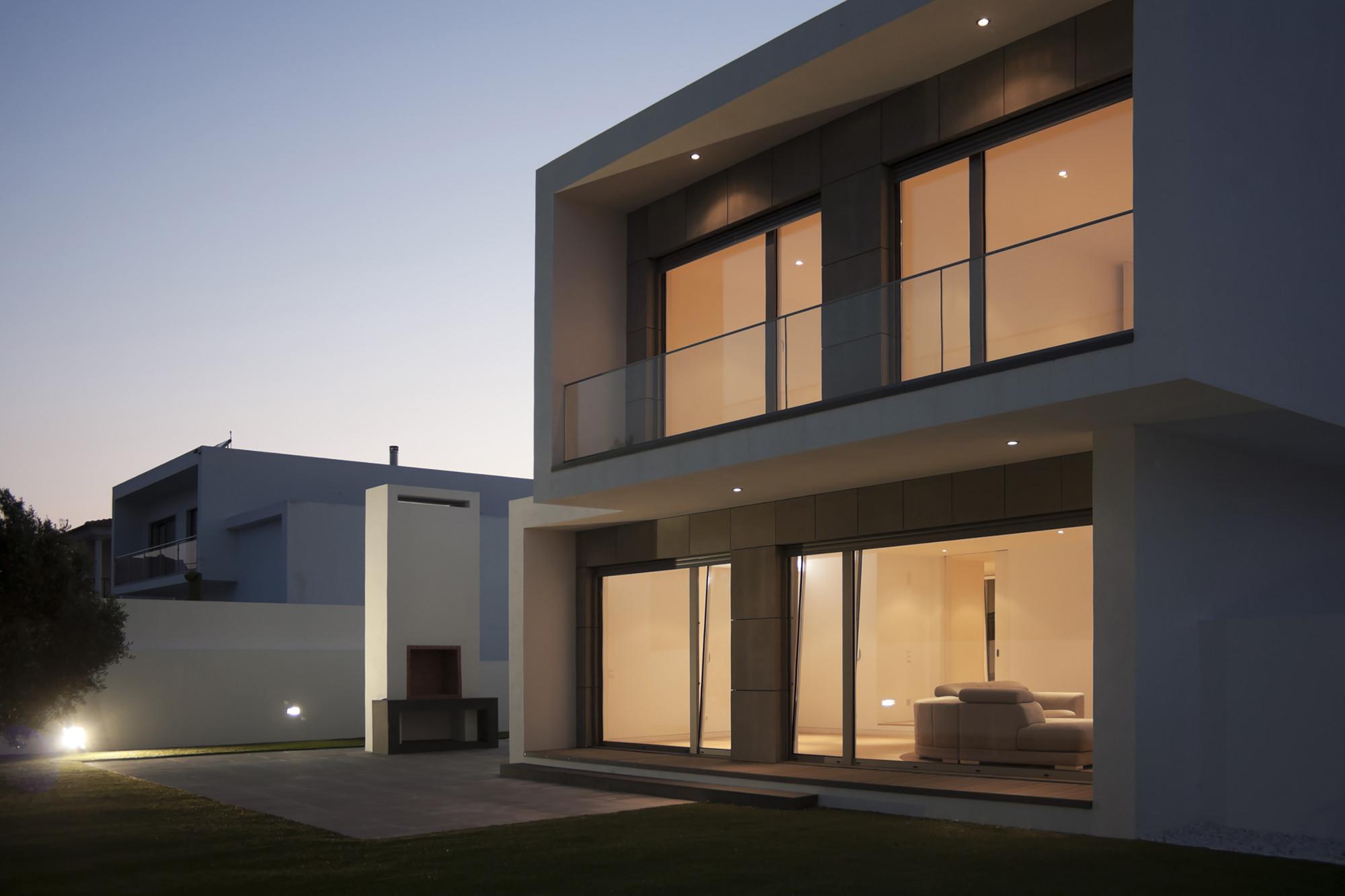 Galeria de casa paulo rolo inspazo arquitectura 15 for Casa moderna 99 arena
