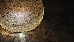 Lámparas de cartón corrugado / Guillermo Cameron Mac Lean - Estepa