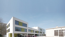 School extension in Antwerp / Areal Architecten