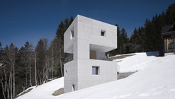 Mountain Cabin / Marte.Marte Architects