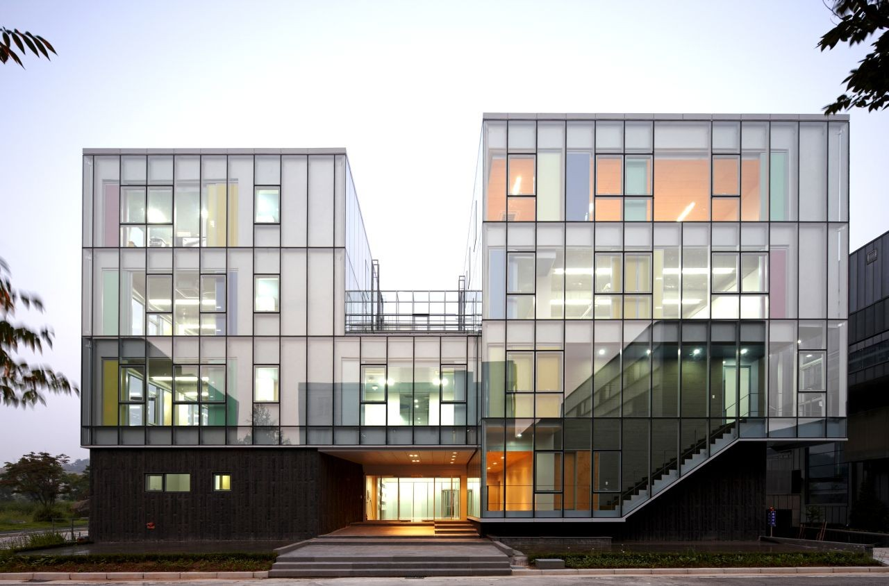 Paju Book City / Stan Allen Architect