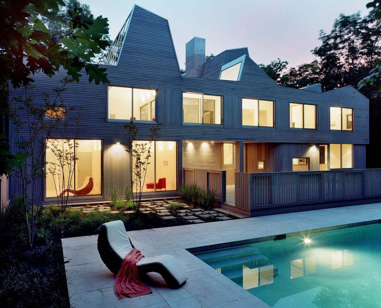 Sagaponac House / Stan Allen Architect, © Bilyana Dimitrova