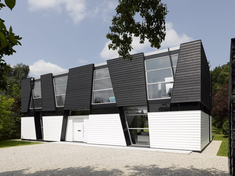 Vivienda Trish en Yalding / Matthew Heywood, CoCortesía de Matthew Heywood