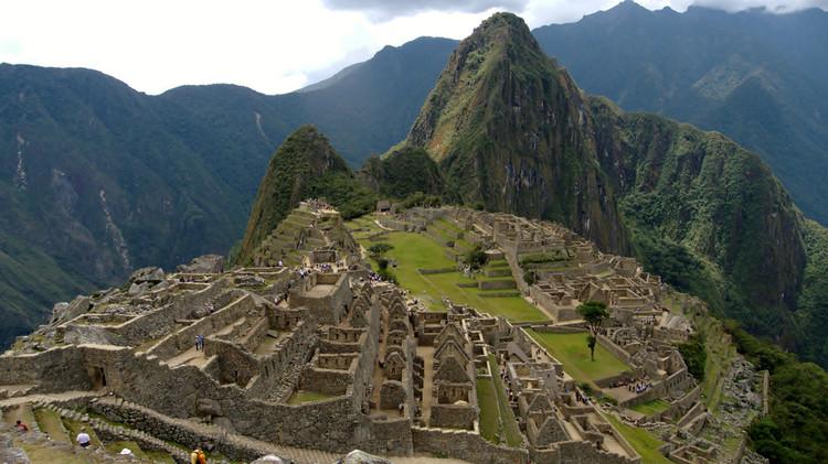 Será esta a cidade mais bem planejada do mundo?, Machu Picchu. Image © Dan Merino via Flickr
