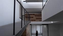 Edificio Sede del Colegio de Arquitectos de San Luis Potosí / x-studio