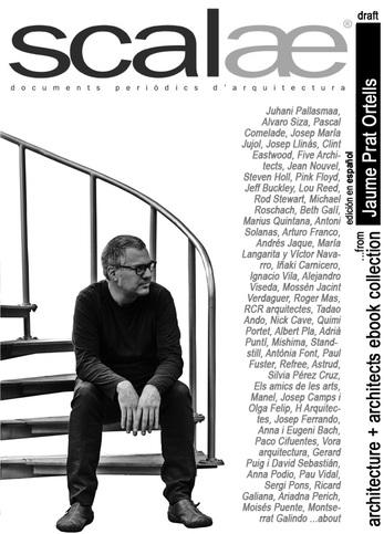 """Ebook Scalae """"architecture + architects international"""" Jaume Prat Ortells, Courtesy of Scalae"""