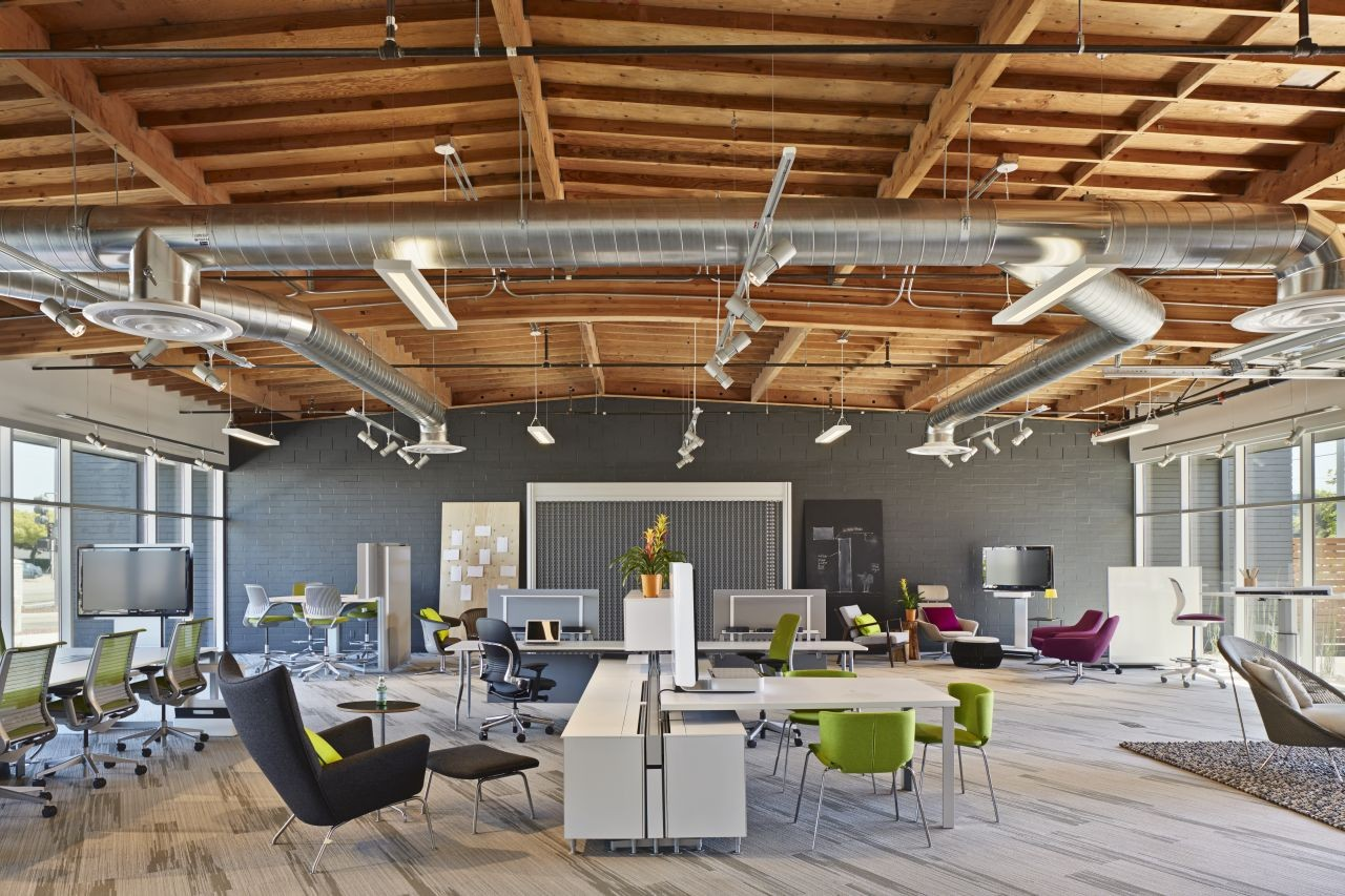Gallery of One Workplace / Design Blitz - 29