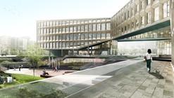 Shanghai Hongqiao CBD Office Headquarters Building / LYCS Architecture